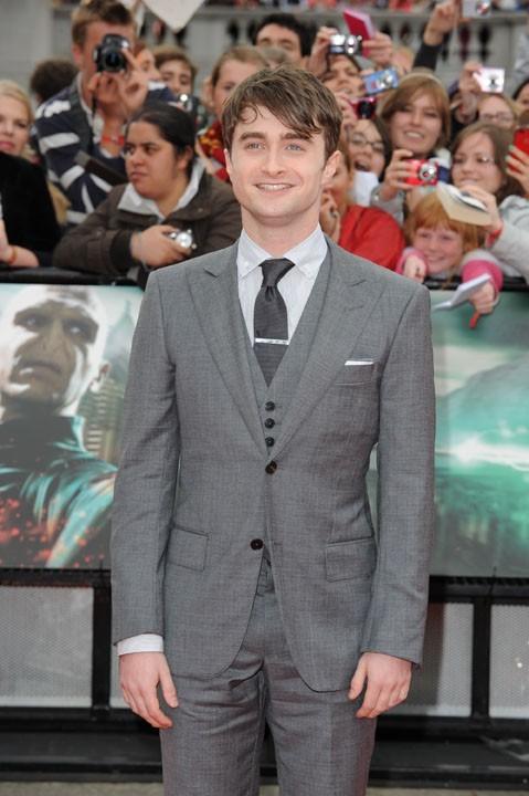 Harry Potter a bien changé depuis ses débuts !
