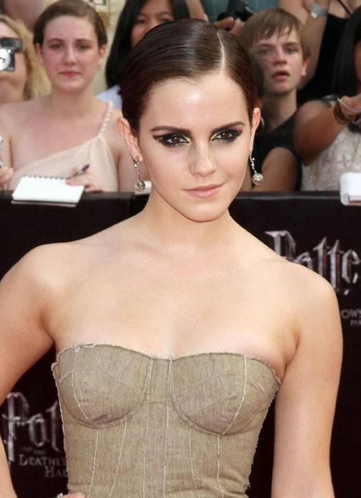 Emma Watson ne plaisante pas avec son look...