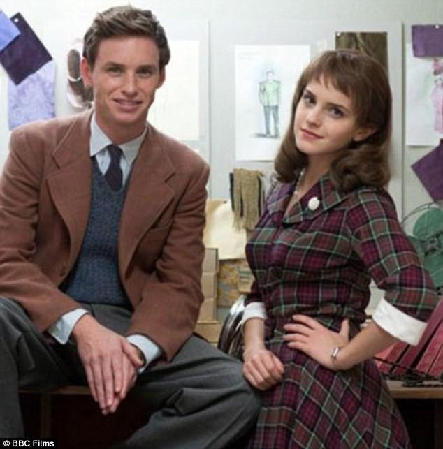 Emma Watson et Eddie Redmayne dans les nouvelles photos du film My Week with Marilyn.