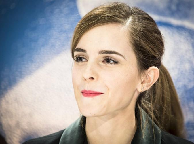 Emma Watson, sublime pour d�fendre le droit des femmes !