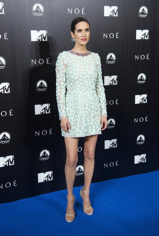 """Jennifer Connelly lors de la première de """"Noah"""", le 17 mars 2014."""