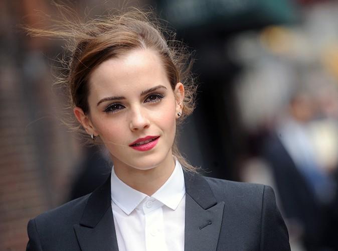 Emma Watson : une promo d�coiffante � New York !
