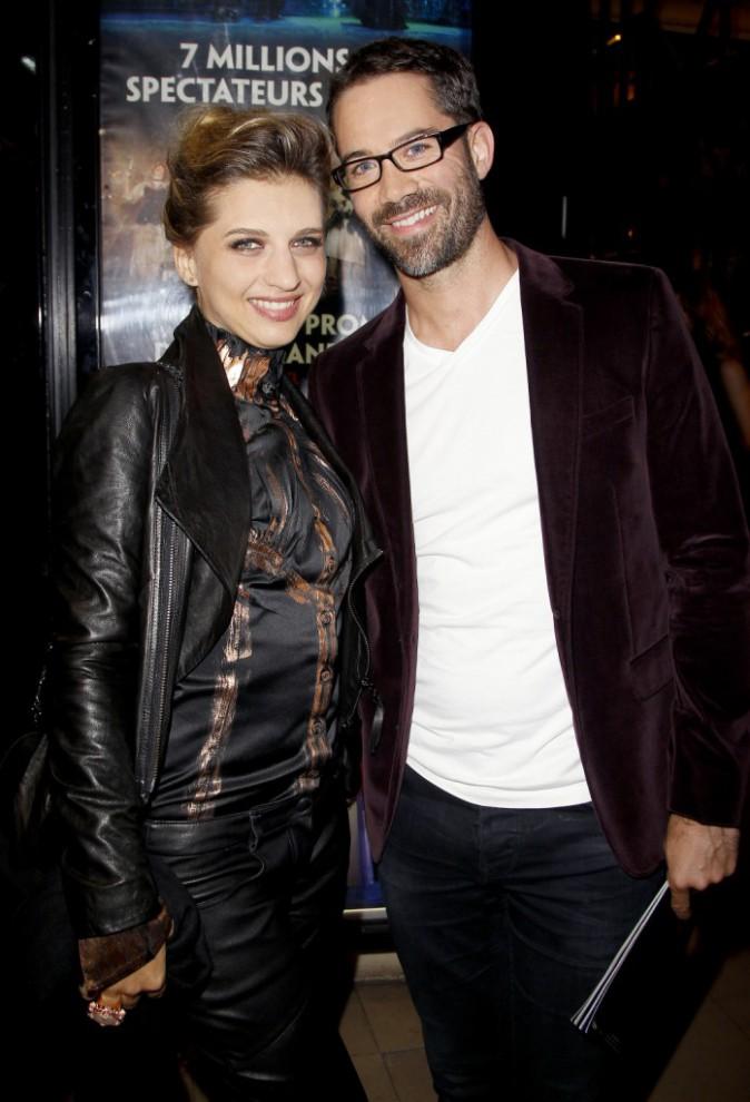 Amandine Bourgeois et Emmanuel Moire