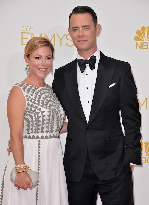 Samantha Bryant et Colin Hanks (mariés en 2010)
