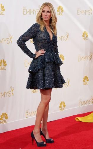 Julia Roberts : pas besoin de robe rouge pour attirer toute l'attention sur elle !