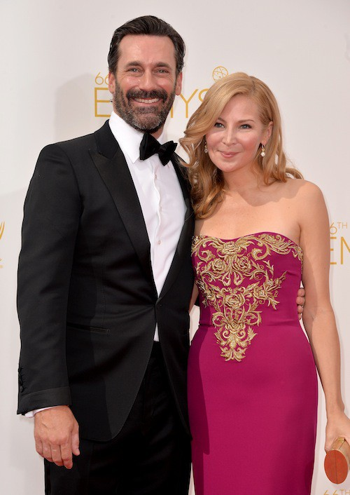 Jon Hamm (Mad Men) et Jennifer Westfeldt