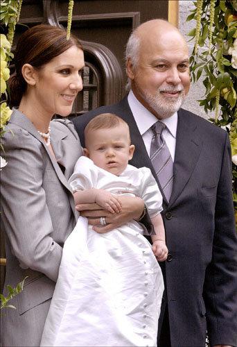 En 2001, le couple accueille un petit René-Charles