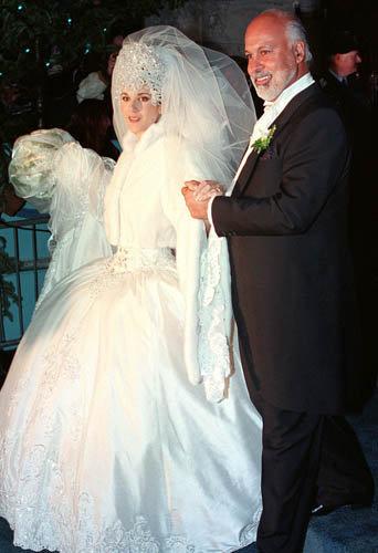 René et Céline se marient 1994
