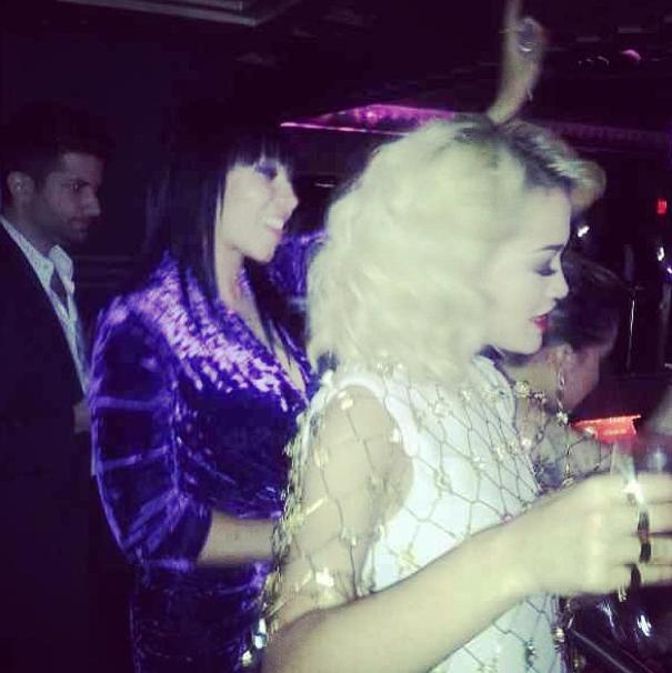 Rita Ora et Kelly Rowland
