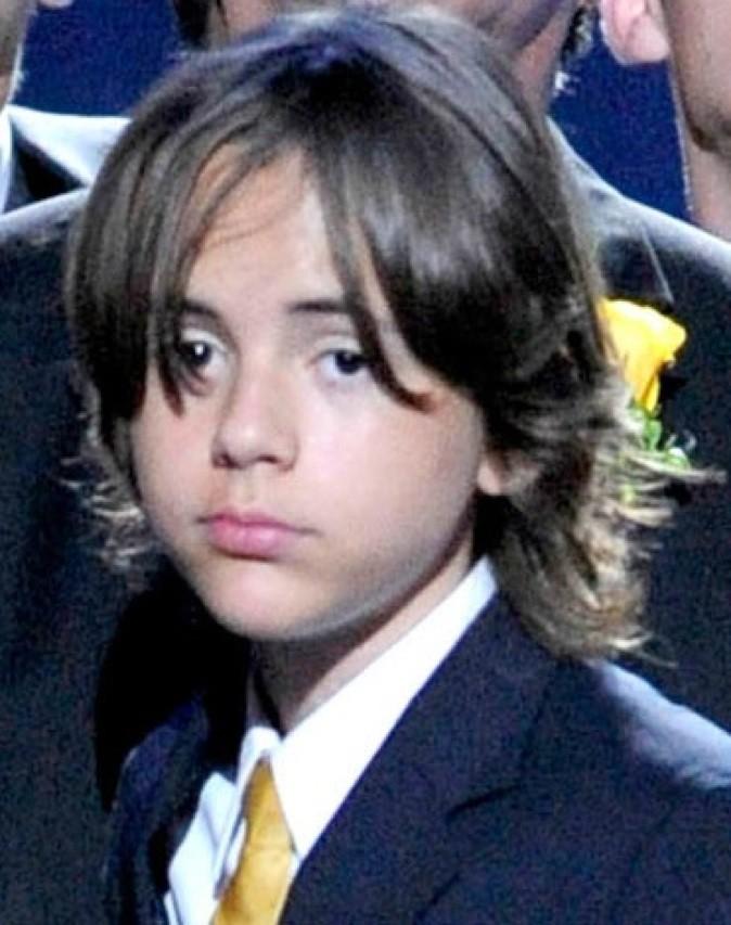 Photo : Enfant de Michael Jackson : Prince, le confiant