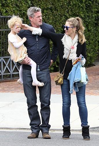 Eric Dane à Beverly Hills le 14 avril 2013