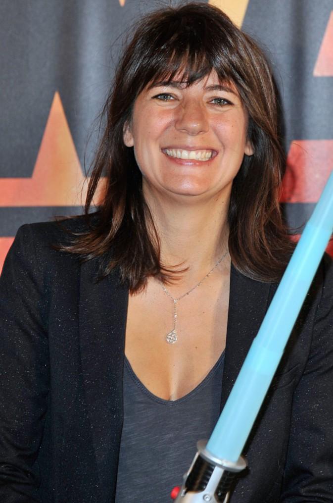 Estelle Denis le 28 septembre 2014