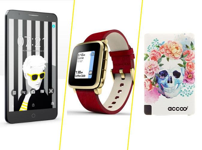 Photos : High Tech : 11 Gadgets indispensables pour l'été 2016 !