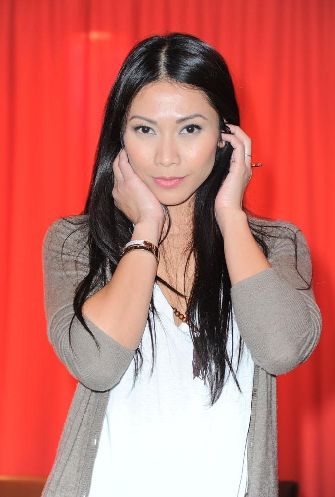 Photos : Anggun en 2012