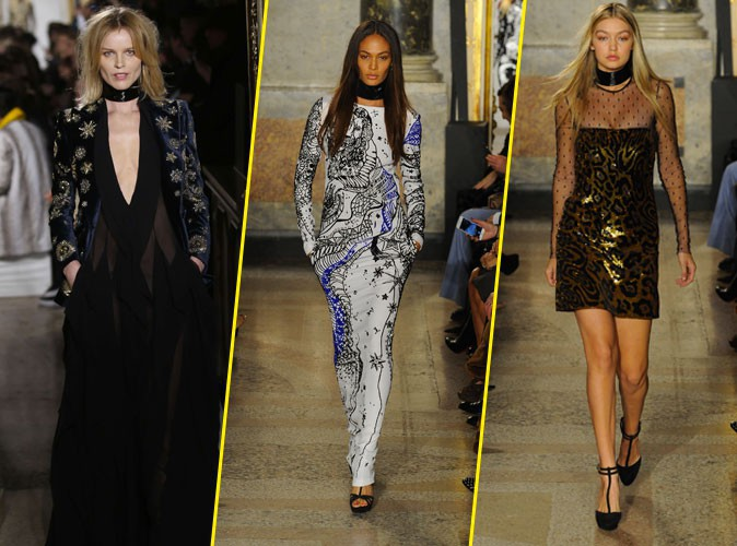 Eva Herzigova, Joan Smalls, Gigi Hadid... Sublimes chez Emilio Pucci !