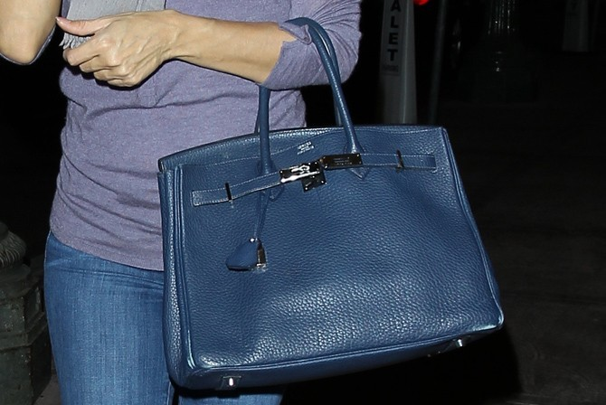 Eva Longoria à Los Angeles le 23 janvier 2013