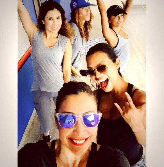 Le week-end entre filles d'Eva Longoria à Cancun