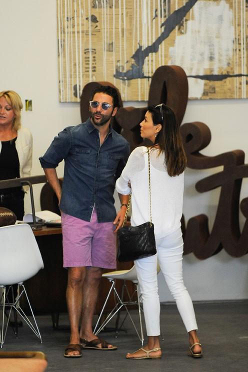 Eva Longoria et Jose Antonio Baston à Los Angeles le 23 mai 2014