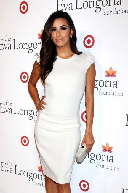 Eva Longoria, Los Angeles, 15 septembre 2012.