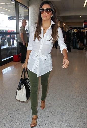 Eva Longoria à Los Angeles le 19 juin 2014