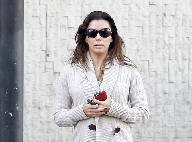 Eva Longoria à Los Angeles le 30 octobre 2013