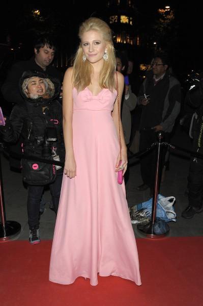 Pixie Lott lors du Global Gift Gala à Londres, le 19 novembre 2013.