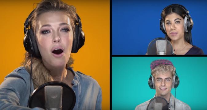 Rachel Platten pousse la chansonnette pour Hillary Clinton !