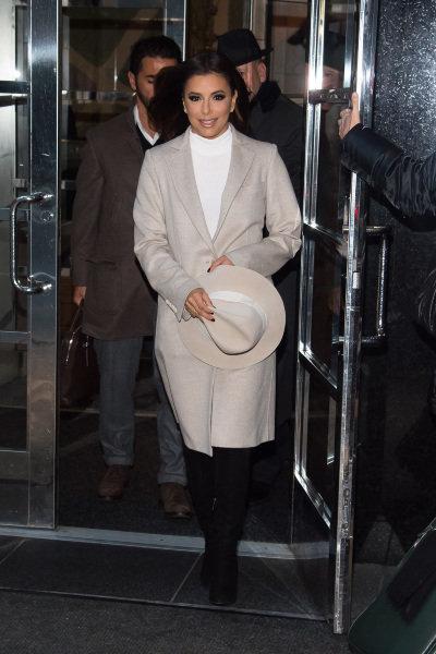 Photos : Eva Longoria : So class pour Thanksgiving !