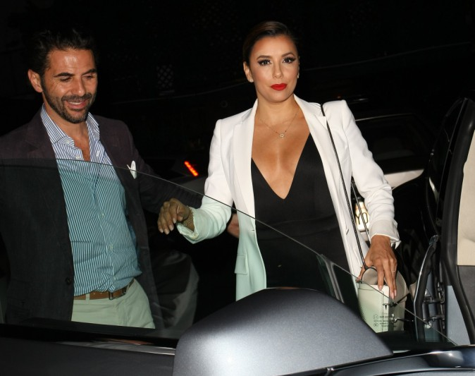 Eva Longoria et Jose Antonio Baston