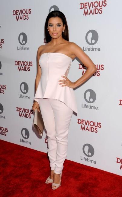 Eva Longoria le 17 juin 2013 à Los Angeles