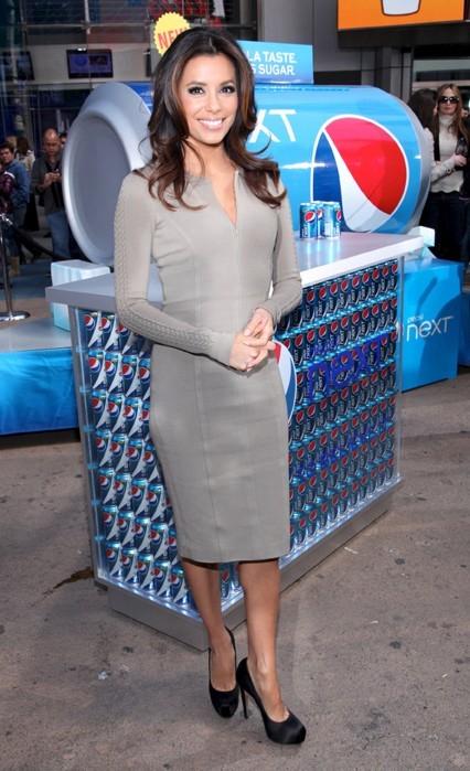 Ambassadrice de charme Pepsi !