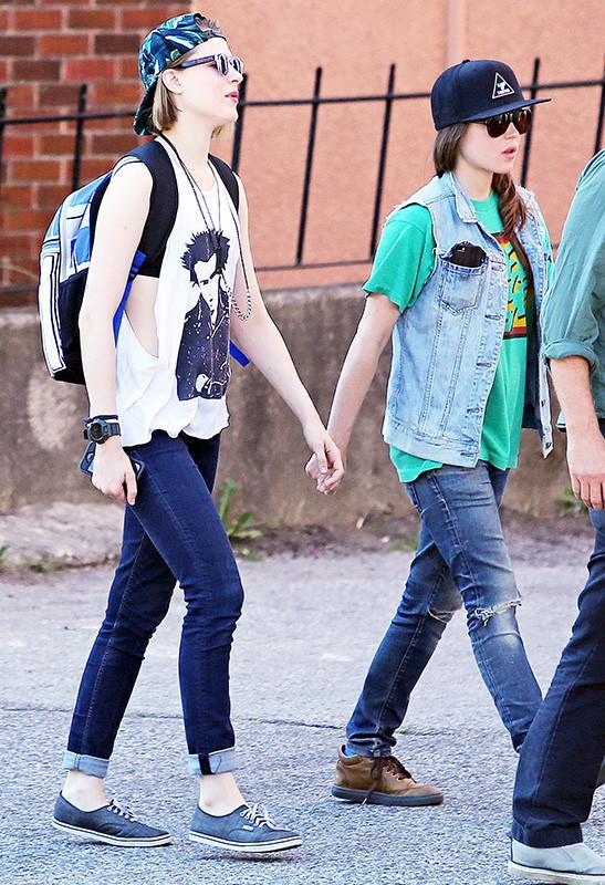 Photos : Evan Rachel Wood : de plus en plus proche d'Ellen Page, quelques mois après son annonce de divorce !