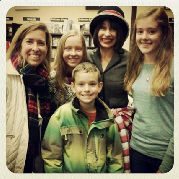 Evangeline Lilly le 17 novembre 2014