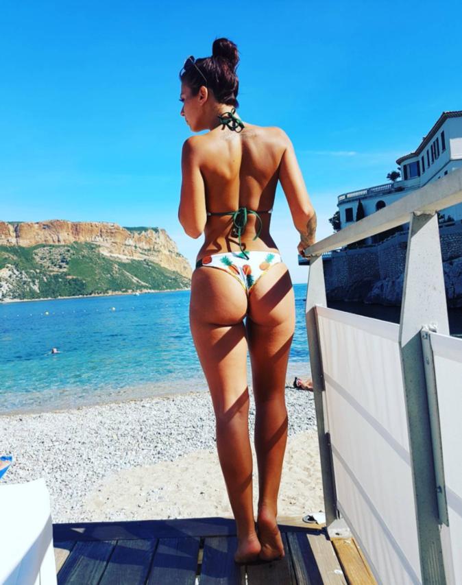 Photos : Evy (Les Anges 9) : hot en bikini... mais lynchée par les internautes !