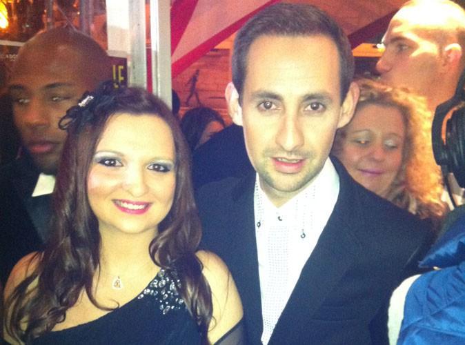 Florent et Anne-Sophie, enceinte de huit mois, aux Lauriers TV Awards !