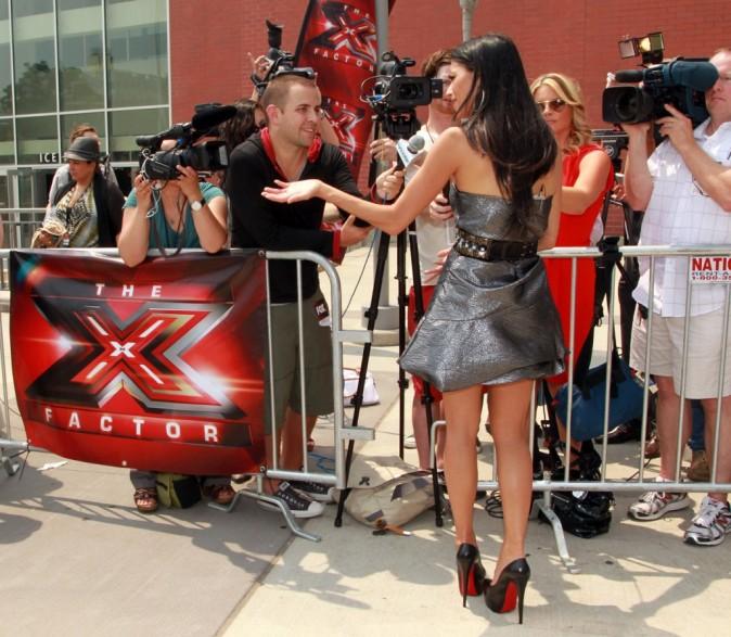 Nicole Scherzinger toujours dispo pour un peu de promo !