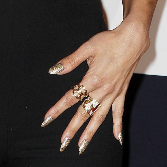Jennifer Lopez à la soirée Fashion Rocks organisée à New-York le 9 septembre 2014