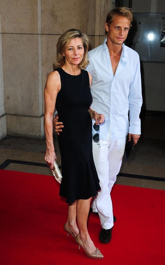 Claire Chazal et Arnaud Lemaire unis pour l'amour de la mode