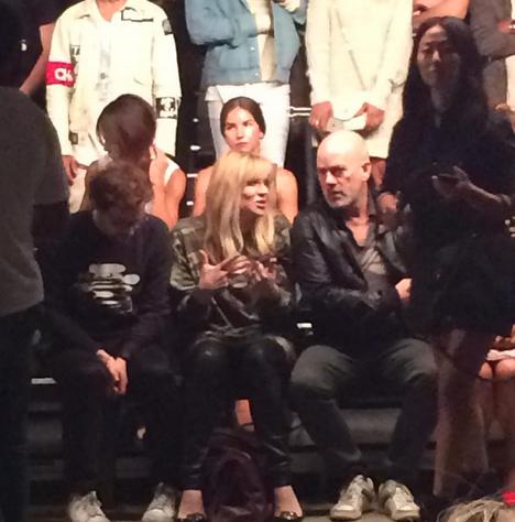 Photos : Fashion Week de New York : Lorde, Tyga, Anna Wintour et les Kardashian-Jenner au défilé de Kanye West !