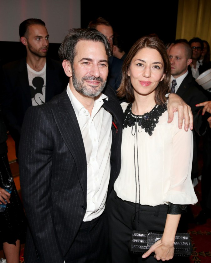 Photos : Fashion Week de New York : Sofia Coppola, Winona Ryder, Rachel Zoe... toutes fidèles à Marc Jacobs !