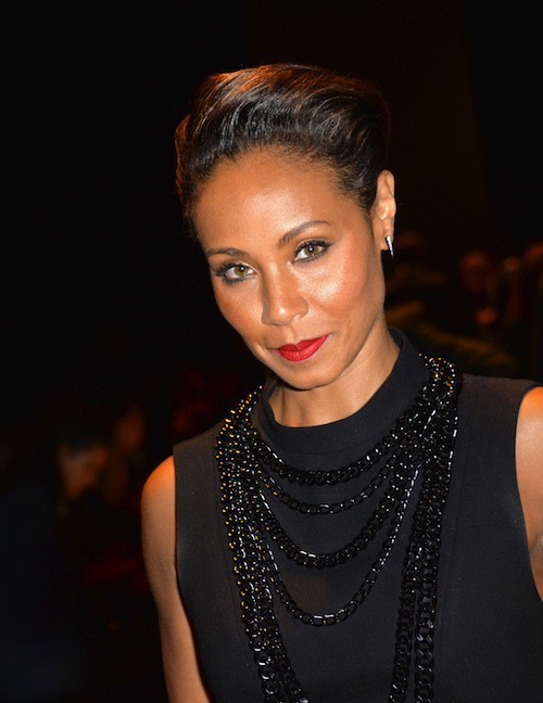 Fashion Week de Paris : Jada Pinkett Smith au défilé Barabara Bui