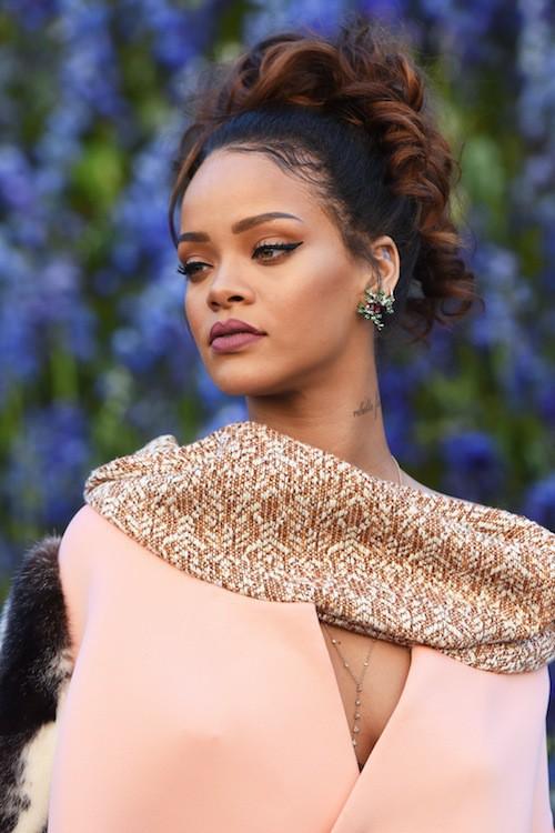 Photos : Fashion Week de Paris : Rihanna, égérie parfaite pour Dior !