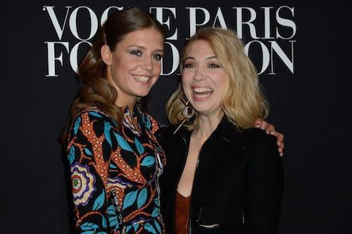 Adele Exarchopoulos et Camille Seydoux en Louis Vuitton