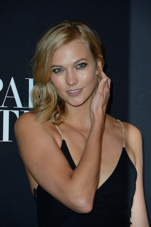 Karlie Kloss au gala Vogue Foundation le 9 juillet 2014