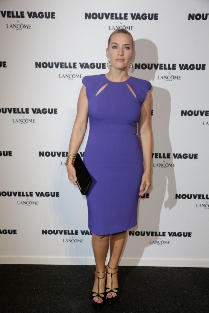 Photos : Fashion Week HC : Kate Winslet : une égérie qui a illuminé la soirée Lancôme !
