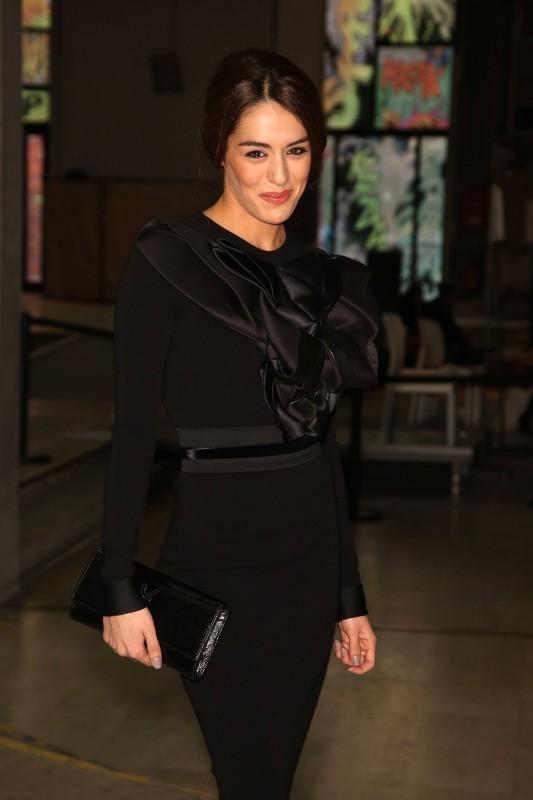 Sofia Essaïdi, Paris, 22 janvier 2013.
