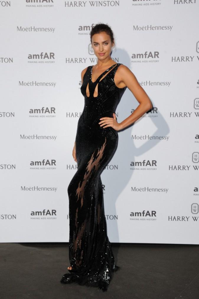 Irina Shayk le 5 juillet 2015
