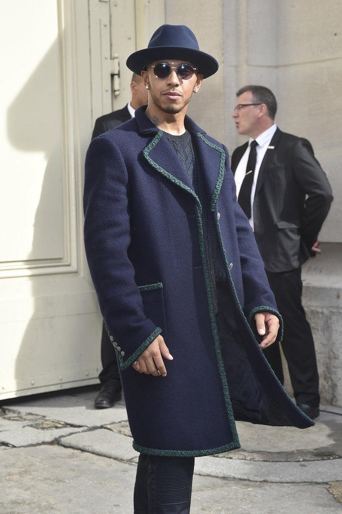 Lewis Hamilton le 6 octobre 2015