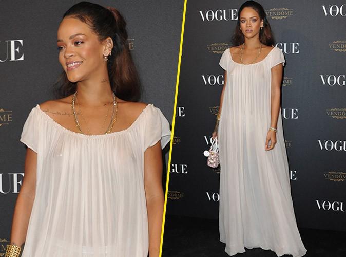 Rihanna le 3 octobre 2015