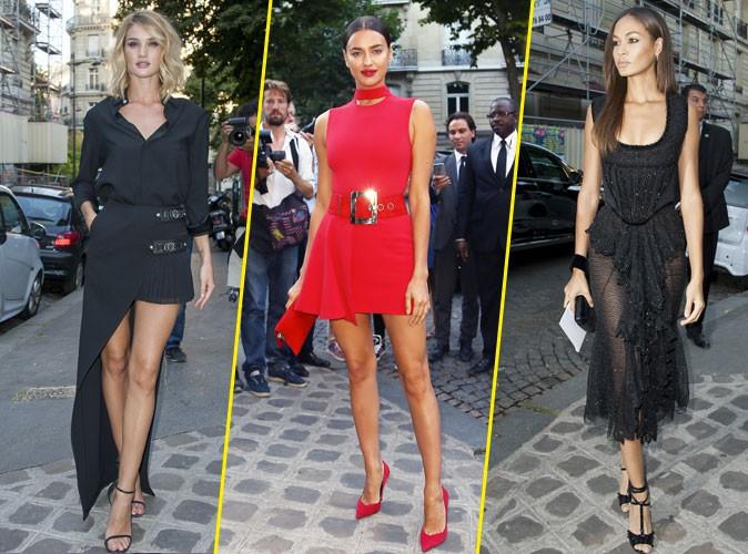 Fashion Week : Rosie Huntington-Whiteley, Irina Shayk, Joan Smalls... Party girls pour Vogue !